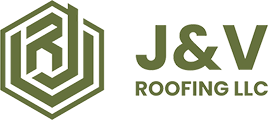 J&V Roofing LLC Logo